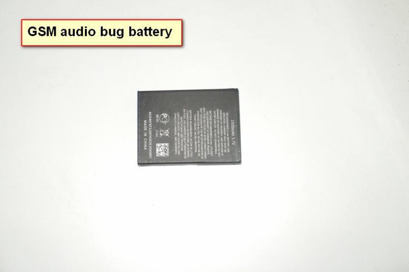 GSM жучок в стиле аккумулятора
