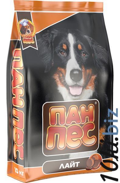 Сухой корм для собак Пан Пес — Лайт 10 кг, цена фото купить в Киеве. Раздел Корма и лакомства для домашних животных и птиц