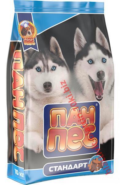Фото Сухой корм для Собак ТМ «Пан Пес» Сухой корм для собак Пан Пес — Стандарт