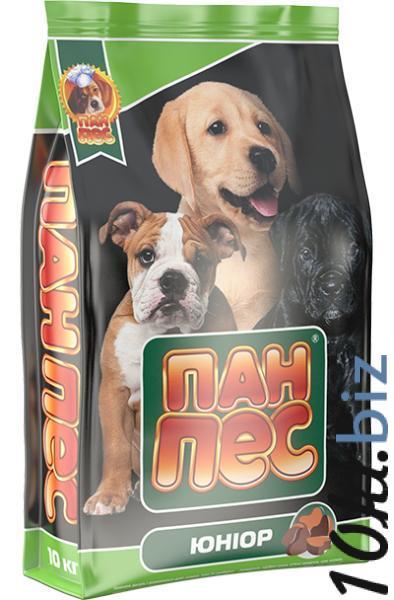 Сухой корм для собак Пан Пес — Юниор 10 кг, цена фото купить в Киеве. Раздел Корма и лакомства для домашних животных и птиц