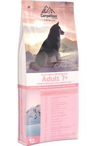 Сухой корм  Carpathian Pet Food — Adult 7+ Для собак старше 7 лет