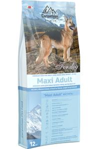 Сухой корм Carpathian Pet Food — Maxi Adult Для взрослых собак крупных пород