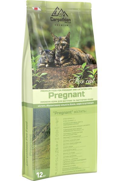 Сухой корм Carpathian Pet Food — Pregnant Для беременных и лактирующих кошек всех пород