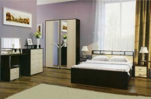 Фото спальни Соломея (модульная система)