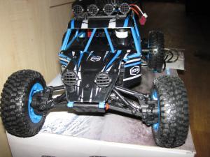 Фото Машины, багги, траги, монстры. Машинка багги JJRC Q39, полный привод 4X4, длина 40 см, скорость 50 км/ч