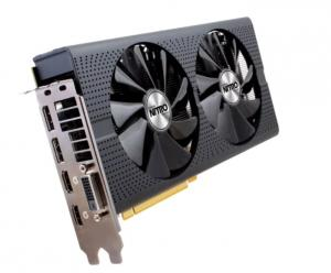 Фото  Видеокарта Sapphire Nitro+ Radeon RX 470 1121Mhz PCI-E 3.0 8192Mb 8000Mhz 256 bit DVI 2xHDMI HDCP