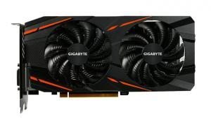 Фото  Видеокарта GIGABYTE Radeon RX 480 1290Mhz PCI-E 3.0 8192Mb 8000Mhz 256 bit DVI HDMI HDCP