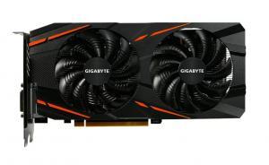 Фото  Видеокарта GIGABYTE Radeon RX 580 1340Mhz PCI-E 3.0 8192Mb 8000Mhz 256 bit DVI HDMI HDCP Gaming