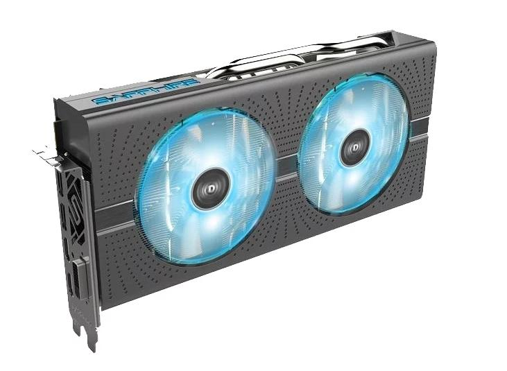 Видеокарта Sapphire Nitro+ Radeon RX 580 1450Mhz PCI-E 3.0 8192Mb 8000Mhz 256 bit DVI 2xHDMI HDCP Limited Edition