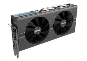 Фото  Видеокарта Sapphire Nitro+ Radeon RX 580 1450Mhz PCI-E 3.0 8192Mb 8000Mhz 256 bit DVI 2xHDMI HDCP Limited Edition