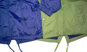 Фото Куртки, комбинезоны, парки, жилетки МАЛЬЧИКАМ Парки ветровки унисекс (от 0,5 до 3 лет)