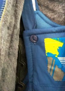 Фото Куртки, ветровки, парки, жилетки МАЛЬЧИКАМ ЗИМА, демисезон. Комбинезон для мальчика, от 18 до 36 мес