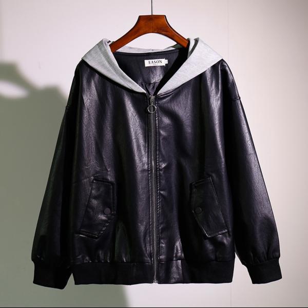 Кожаная куртка  ( ЭКО кожа )