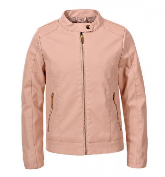 Куртки для девочек, демисезон от 3 до 8 лет