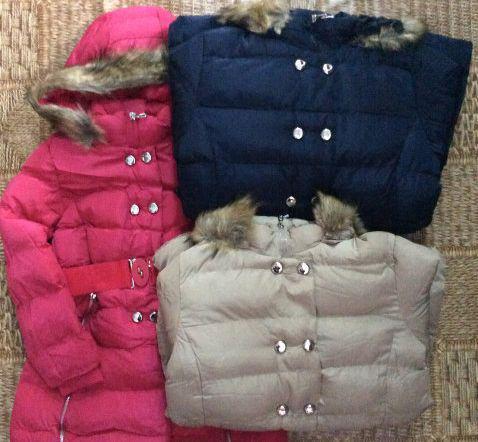 РАСПРОДАЖА! -15% ЗИМА-ДЕМИСЕЗОН. Куртка пальто для девочки на 4-5 и 8-10 лет