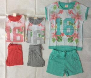 Фото Костюмы нарядные и спортивные ДЕВОЧКАМ Костюм для девочки от 3 до 6 лет