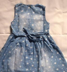 Фото Платья, туники, сарафаны Платье для девочки от 4 до 7 лет