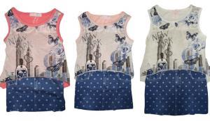 Фото Платья, туники, сарафаны Платье для девочки от 3 до 7 лет