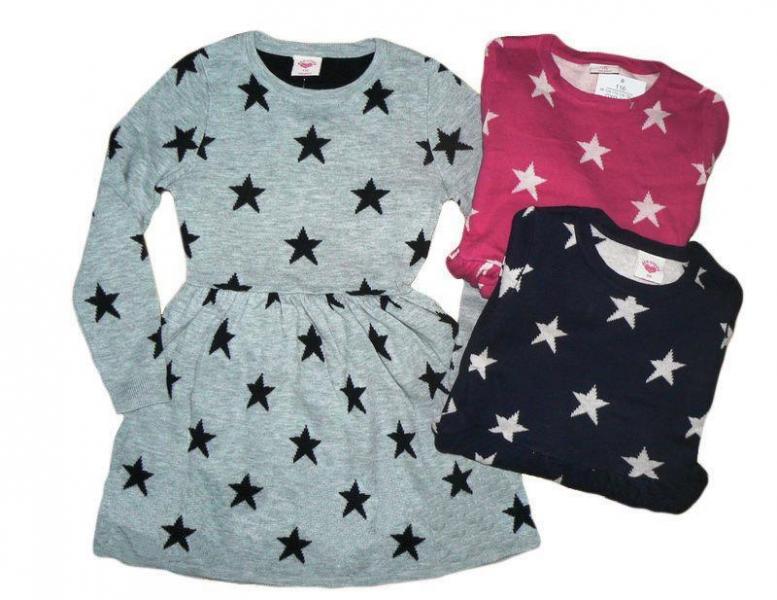 Платье для девочки от 4 до 8 лет