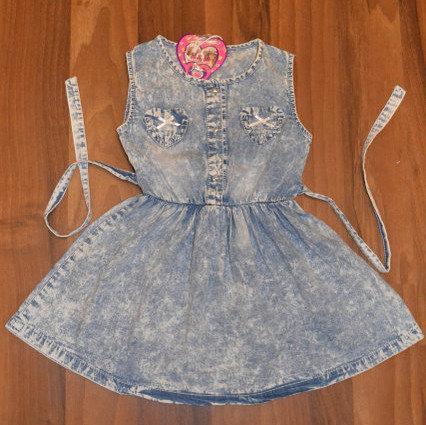 РАСПРОДАЖА! Платье для девочки от 2 до 7 лет