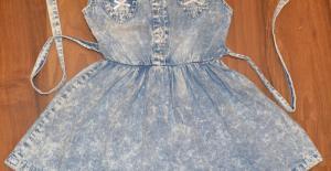 Фото Платья, туники, сарафаны РАСПРОДАЖА! -35% Платье для девочки от 2 до 7 лет