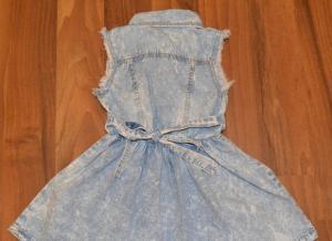 Фото Платья, туники, сарафаны Платье для девочки от 4 до 12 лет