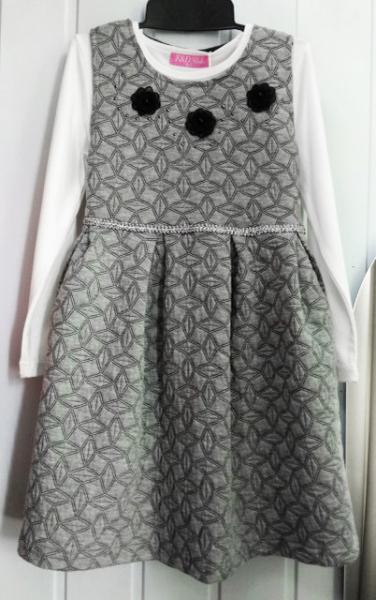 Платье для девочки от 4 до 5 лет