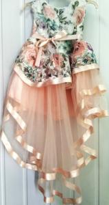 Фото Платья, туники, сарафаны Платье от 1 до 3 лет