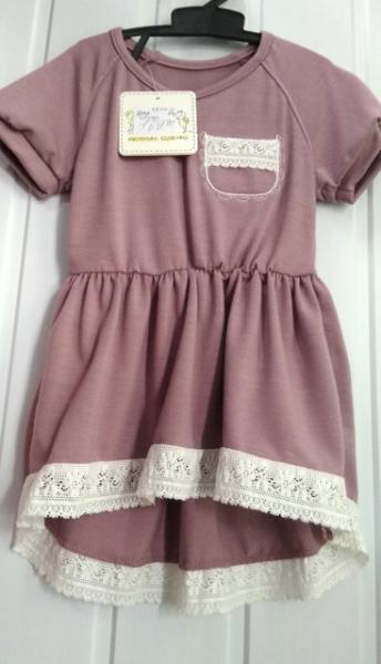 Платье туника 1-3 года