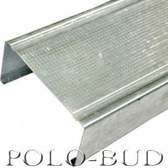 Профиль PREMIUM Steel CW-75  (0,4мм); L=4000мм