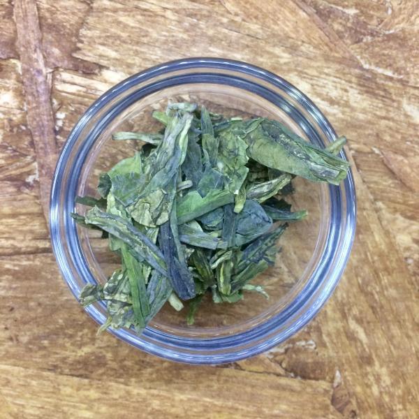 "Элитный зеленый чай ""Лунцзин"" - Колодец Дракона, 25 грамм"