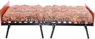 кровать-раскладушка Диана с матрасом