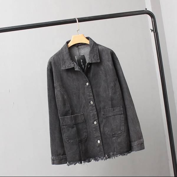 Джинсовая курткам