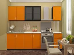 Фото кухни Катя(венге/манго) 2м