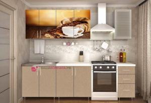 Фото кухни Кофе 2м