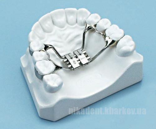 Фото Для стоматологических клиник, Ортодонтия, Винты ортодонтические  Винт усиленный для разрыва небного шва A0620-09, A0620-11  (Leone)