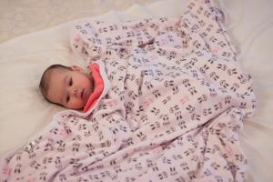 Фото Пледики детские Пледик двухсторонний ушастый заяц/розовый