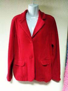 Фото женская одежда Жакет теплый флисовый