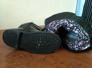 Фото Обувь Сапожки George