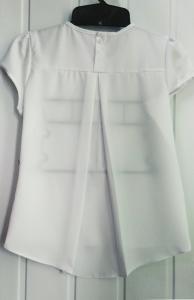 Фото Кофты, пайты толстовки, рубашки, свитера МАЛЬЧИКАМ И ДЕВОЧКАМ Блузка для девочки, 122 рост