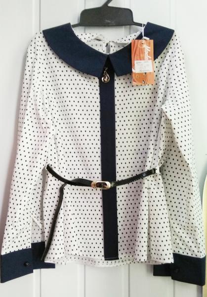 Блузка для девочки от 8 до 12 лет