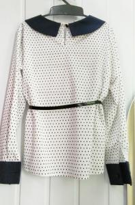 Фото Кофты, толстовки, рубашки, свитера Блузка для девочки от 8 до 12 лет