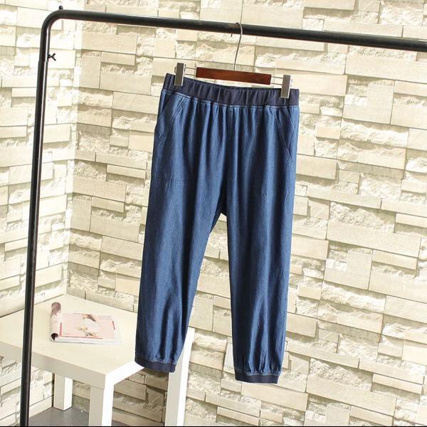 Спортивные штаны(джинсовые)