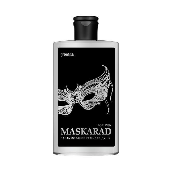 Парфумований гель для душу для чоловіків MASKARAD