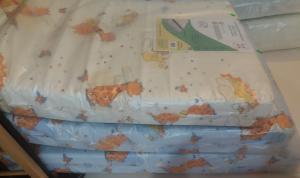 Матрасы для детских кроваток 60*120см Эко-Терм