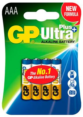 Батарейка GP LR03 24AUP-U AAA Ultra Plus