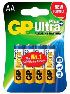 Батарейка GP LR06 15AUP-U AA Ultra Plus