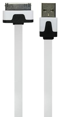 Дата-кабель BlackBox (UDC2001) USB - 30pin белый