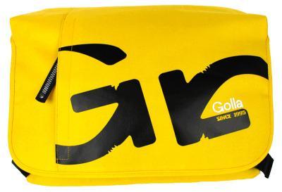 "Чехол-сумка для ноутбука Golla Messenger 16"" Fanta (Желтая) G1437"