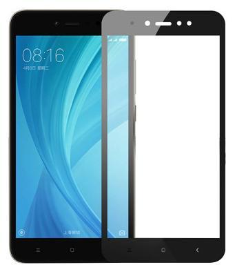 Защитное стекло Miami для Xiaomi Redmi Note 5A (Черный) 3D
